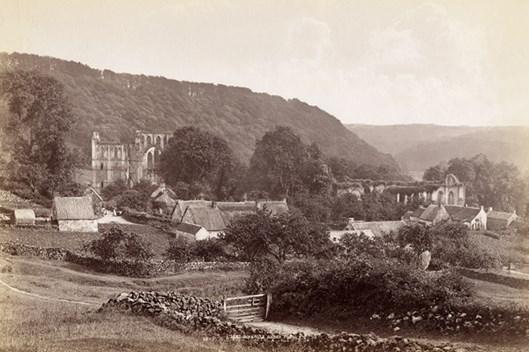 Historic photo of Rievaulx