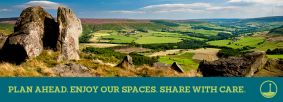 Plan ahead. Enjoy our spaces. Share with care.