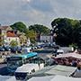 Stokesley Market Place by Volunteer Brian Nicholson